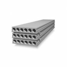 Плиты железобетонные многопустотные ПК 33-12-8