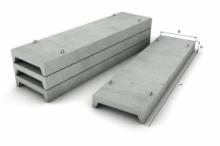Плиты перекрытия ИП 1-2-1