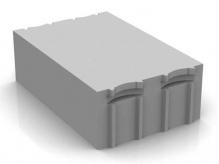 Твинблок ТБ400-4п Березовский 625х400х250