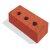 Кирпич керамический полнотелый одинарный с тех.пустотами (до 13%) М150-200