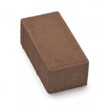 Тротуарная плитка Прямоугольник 20.10.7 М300 коричневый