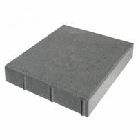 Тротуарная плитка Квадрат 2К.6 (М300) серая