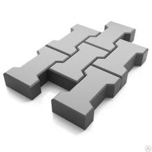 Тротуарная плитка Катушка Ф7.7 (М300) серая