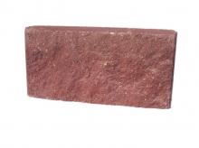 Стеновые камни цементные фундам., сплошной 1ФС39.19.10 (М200) коричневый
