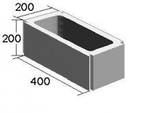 Вентиляционный блок одноканальный (200х200х400)