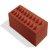 Кирпич керамический эффективный утолщенный М100 250х120х88