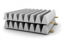 Железобетонные приставки ПТ 1.7-3.25